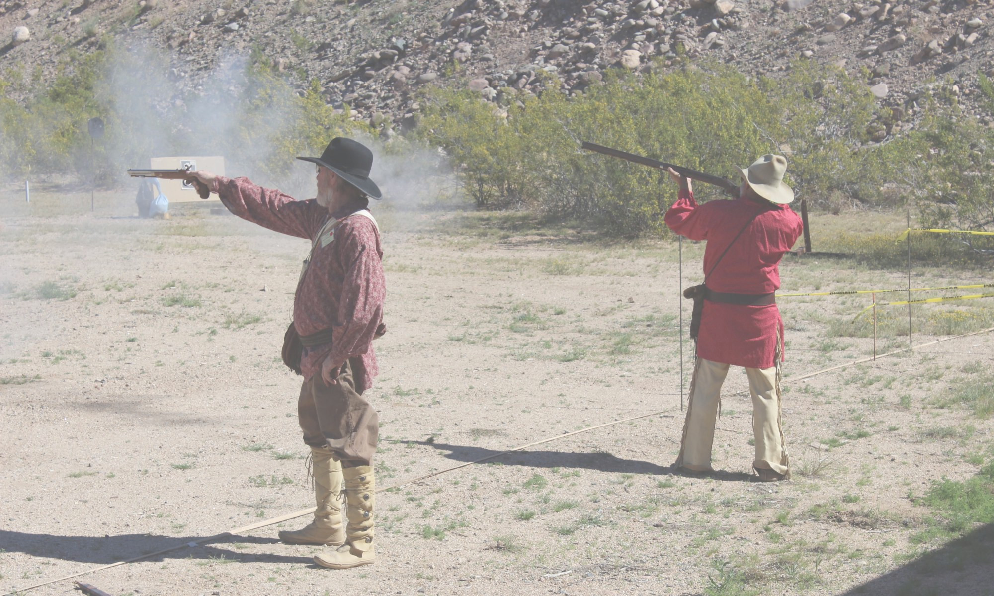 Arizona Western Independent National Shoot
